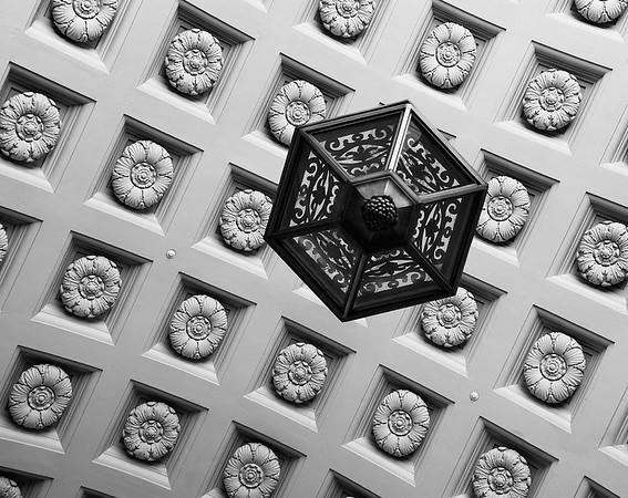 City Hall Ceiling #3a - Pasadena, CA, USA