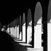 Cal Tech Hallway #1a - Pasadena, CA, USA