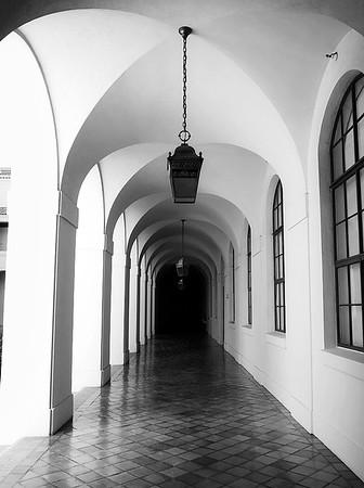 City Hall Hallway #3a - Pasadena, CA, USA