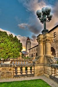 Stanford stonework