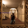 Selfie? This was done at the Stanley Hotel