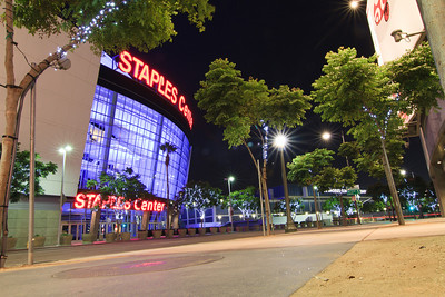 Staples Center Exterior (20 of 27)