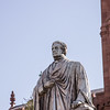 Professor Joseph Henry Statue, Smithsonian Institution, Washington, D.C.