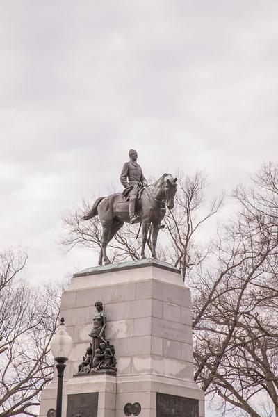 William Tecumseh Sherman Statue, Washington, D.C.