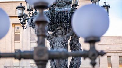 Bartholdi Fountain, Washington, D.C.