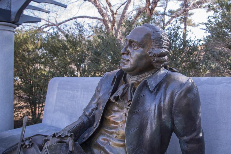George Mason Memorial, Washington, D.C.