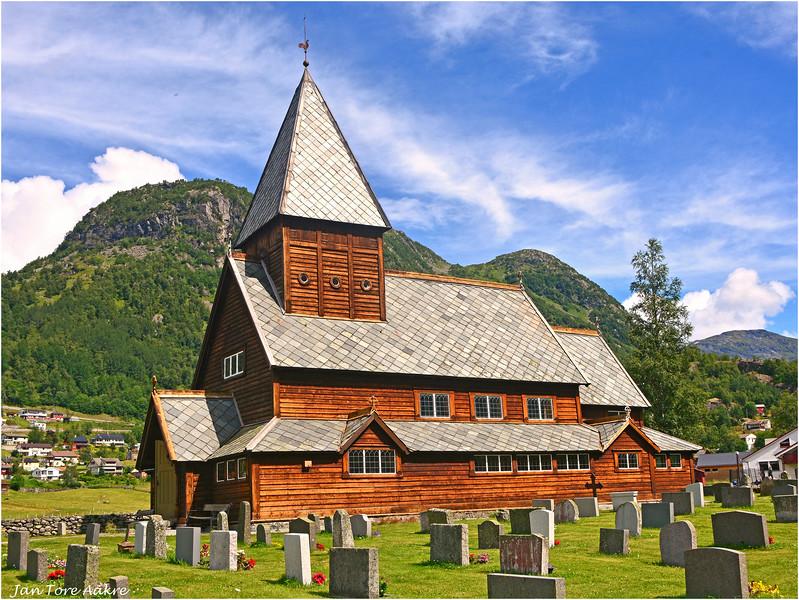 Røldal stavkyrkje