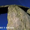 stonehenge; I was lying on the ground shooting up