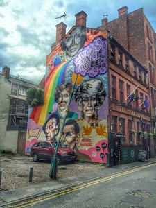 Street Art - Manchester