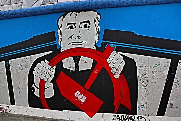 Berlin Wall - Art
