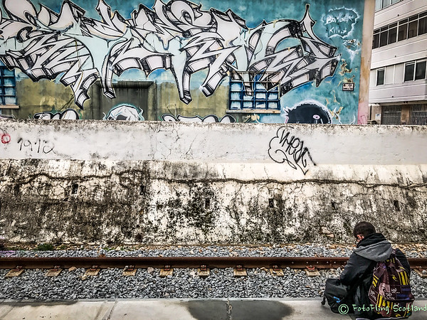 Street Art and the Student