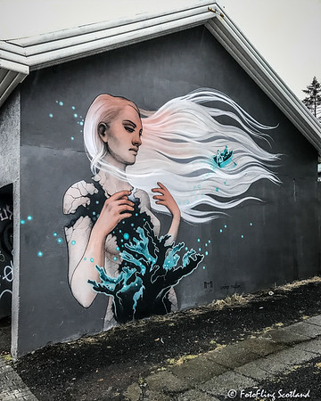 Street Art  - Reykjavik