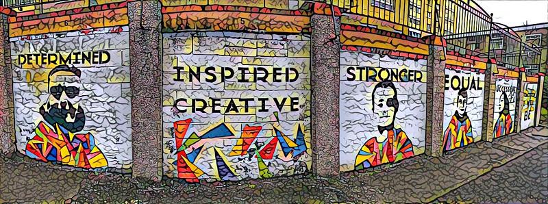 Street Art Clydebank