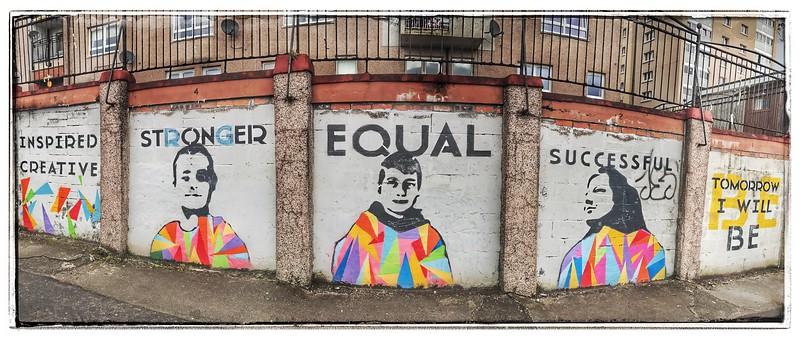 Street Art - Clydebank