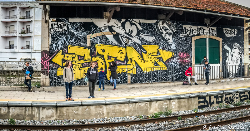 Station Street Art