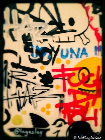 Rest Room Graffiti