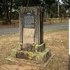 Parramatta Park, NSW, Australia<br /> Memorial to William Hart, a Parramatta dentist who held the first pilot's license in Australia. This one commemorates his flight from Penrith to Parramatta Park on 4 Nov 1911.