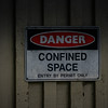 Sydney, Australia<br /> Confined Space.