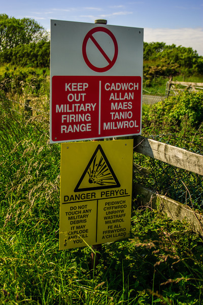 Pembrokeshire Coast, Wales<br /> Pembrokeshire Coast, Wales