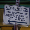 Windsor, Sydney, Australia<br /> Alcohol Free Zone.