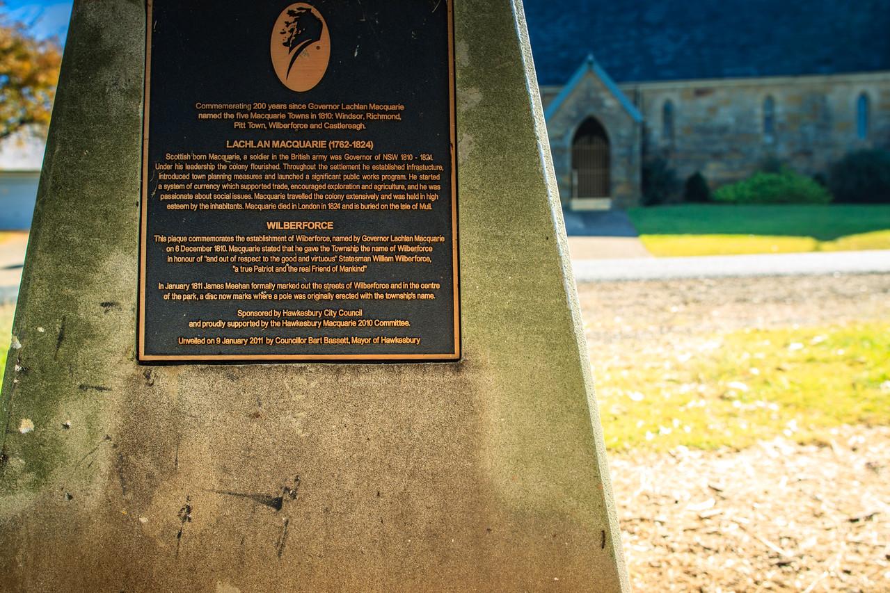 Wilberforce, Australia