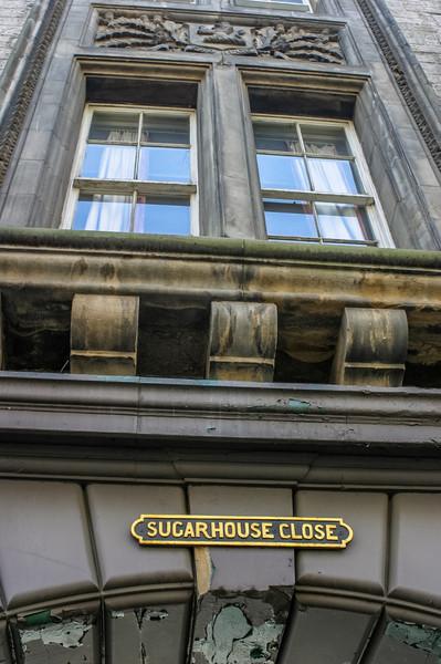 Sugarhouse Close, Edinburgh<br /> Sugarhouse Close, Edinburgh