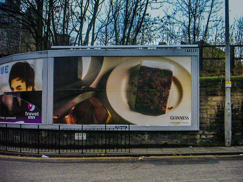 Edinburgh, Scotland<br /> Signs, Abbey Lane.