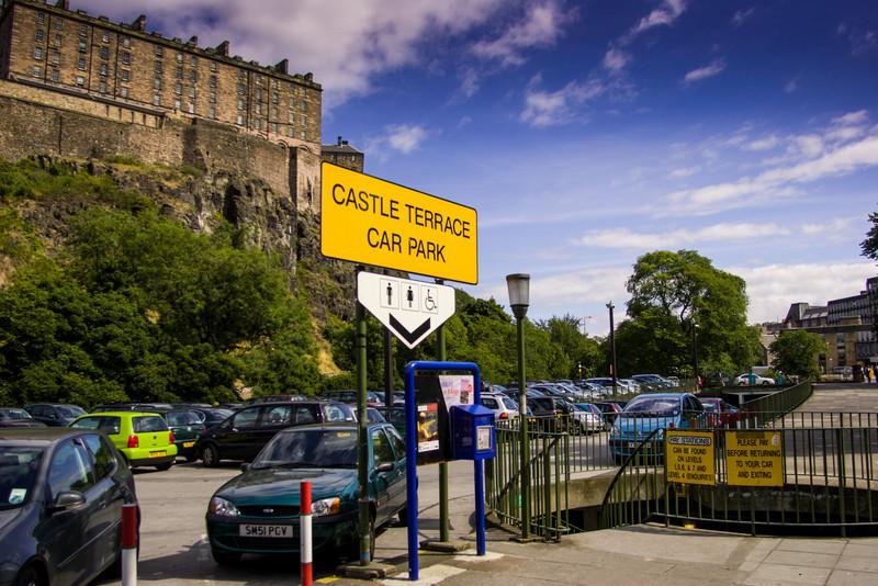 Edinburgh Castle, Scotland<br /> Edinburgh Castle, Scotland