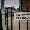 Edinburgh, Scotland<br /> No football.