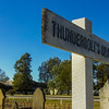 Burial of Fred Ward (better known as the bushranger 'Captain Thunderbolt')