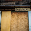 Portobello, Edinburgh, Scotland<br /> Closed.