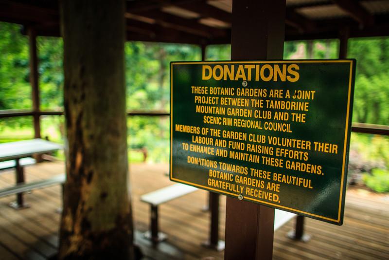 Eagle Heights, QLD, Australia<br /> Tamborine Mountain Botanic Gardens. Beautiful place.