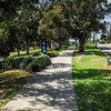 Parramatta, NSW, Australia<br /> Queens Wharf Park, site of the first landing in Parramatta.
