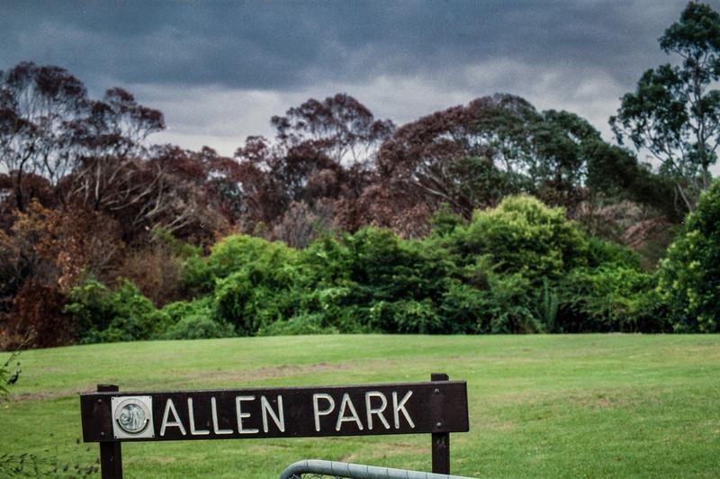 Sydney, Australia<br /> Allen Park, in Lane Cove National Park.