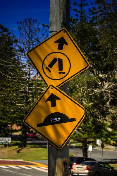 Coolangatta, Queensland, Australia<br /> Walk this way.