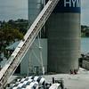 Hymix Concrete plant.
