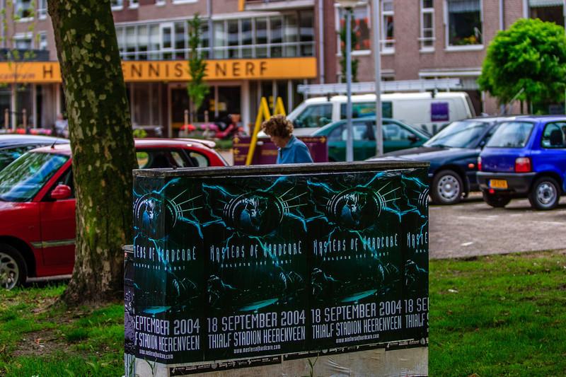 Zaandam, The Netherlands<br /> Masters of Hardcore.