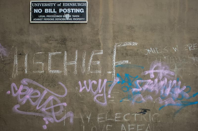 Edinburgh, Scotland<br /> No Bills.