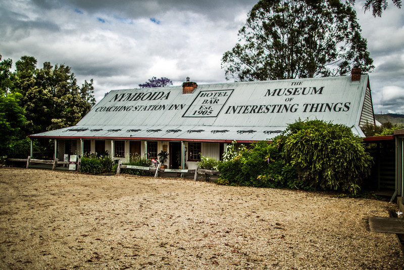 Russell Crowe's Museum of Interesting Things<br /> Opened (as a museum) in 2009. The building itself dates to 1905.