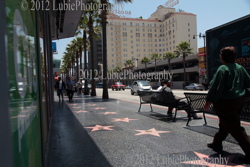 Hollywood Blvd, Hollywood, CA