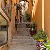 Salita Francesco de Luna, Taormina, Sicilia