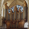 Organ Pipes in the Church of Saint Séverin in Paris - 15 Nov 2011