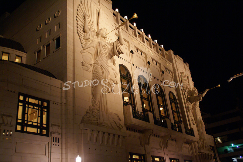 (138) Bass Hall, Ft. Worth, Texas : 2007