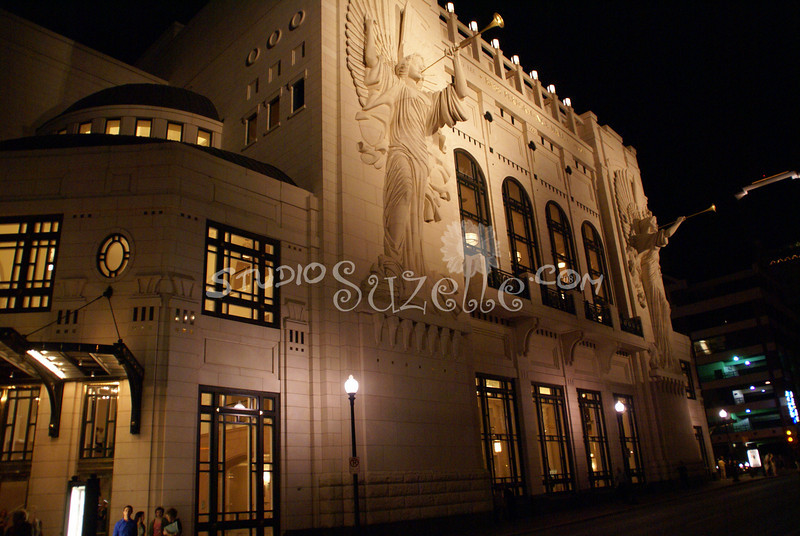 (135) Bass Hall, Ft. Worth, Texas : 2007