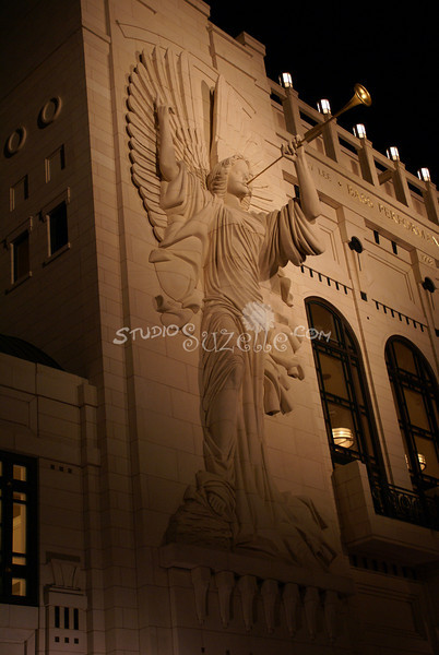 (132) Bass Hall, Ft. Worth, Texas : 2007