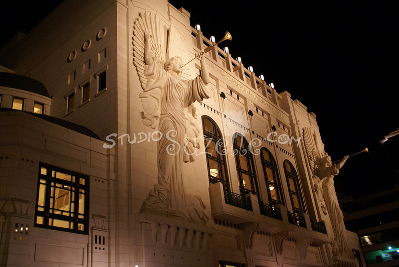 (139) Bass Hall, Ft. Worth, Texas : 2007
