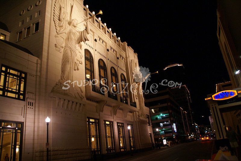 (136) Bass Hall, Ft. Worth, Texas : 2007