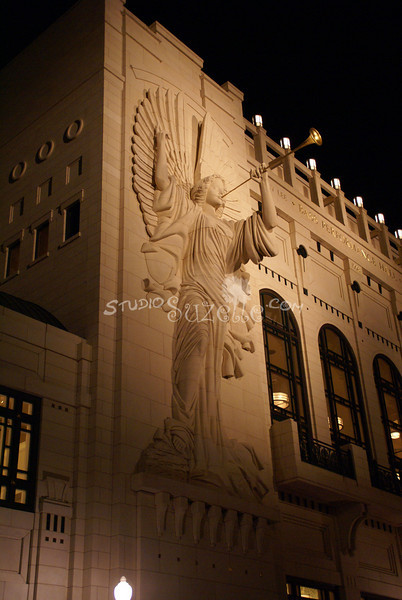(130) Bass Hall, Ft. Worth, Texas : 2007