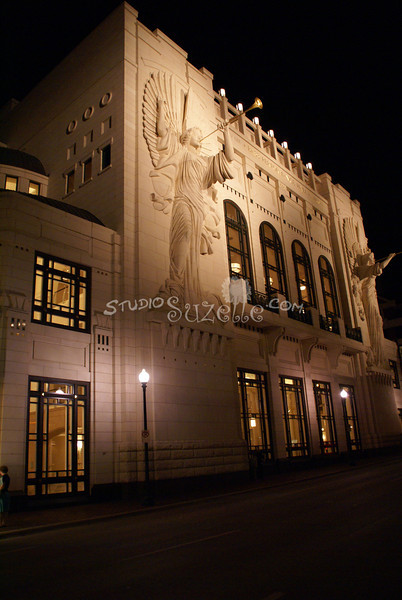 (128) Bass Hall, Ft. Worth, Texas : 2007