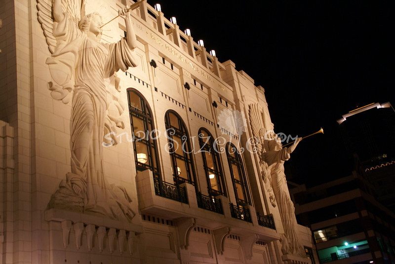 (137) Bass Hall, Ft. Worth, Texas : 2007